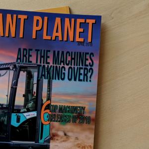 Plant Planet Magazine Subscription