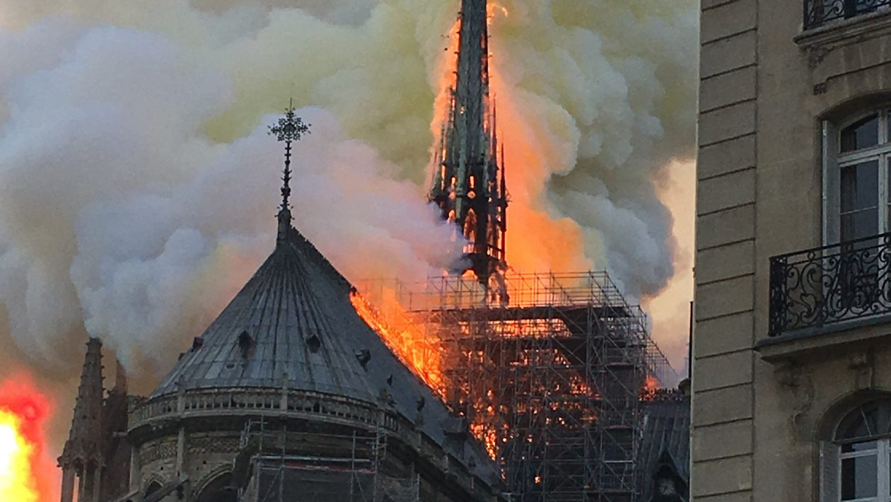 Many have pledged to the Notre-Dame Rebuild