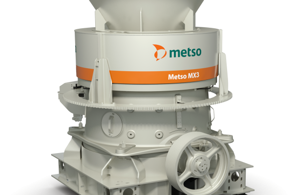The MX3 from Metso