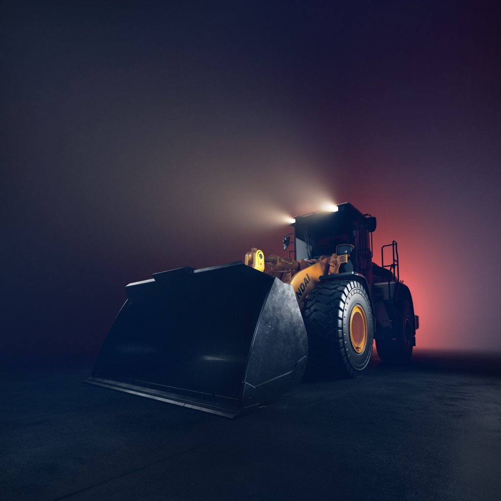 The New A-Series HL wheel loader