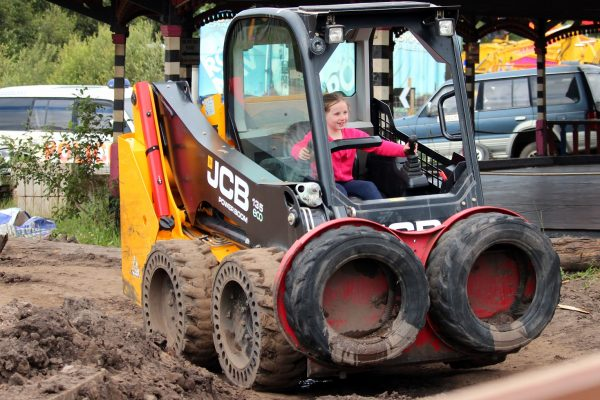 Diggerland comes to Plantworx