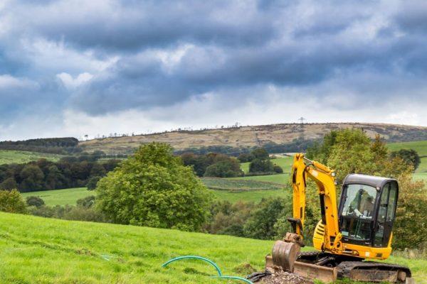 A History of Excavators