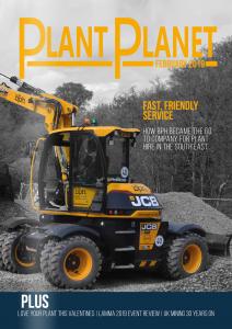 Machinery Magazine: Plant Planet Feb 2019