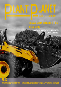 Plant Machinery Magazine - Plant Planet December 2018