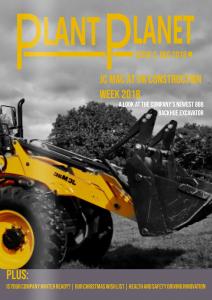 Plant Machinery Magazine - Plant Planet December 2018