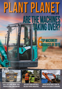 Heavy Machinery Magazine: Plant Planet April 2019