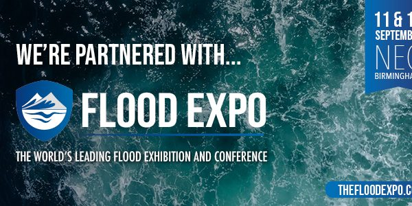 Flood Expo 2019 Partnership