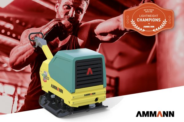 ATR Rammers and APH Hydrostatic Vibratory Plate Compactors