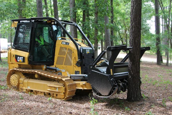 Cat® D3K2 Mulcher