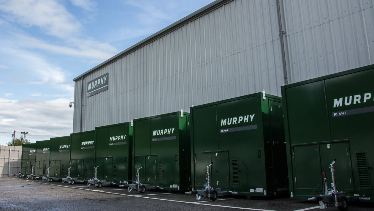 Murphy Plant Increase Fleet