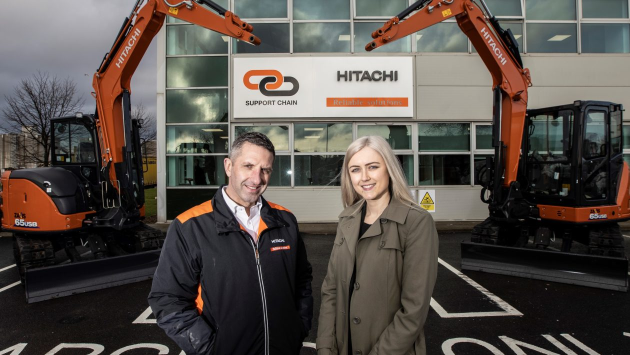 Hitatchi Construction Machinery UK
