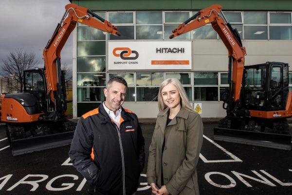 Hitatchi Construction Machinery UK