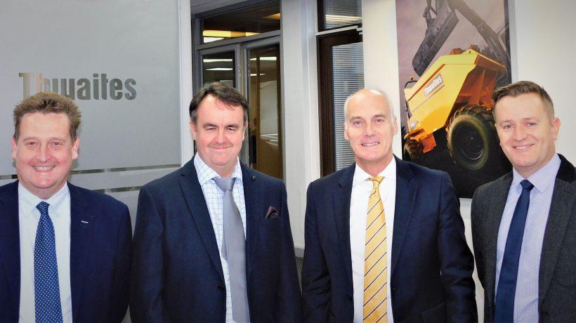 Thwaites deputy chairman announced
