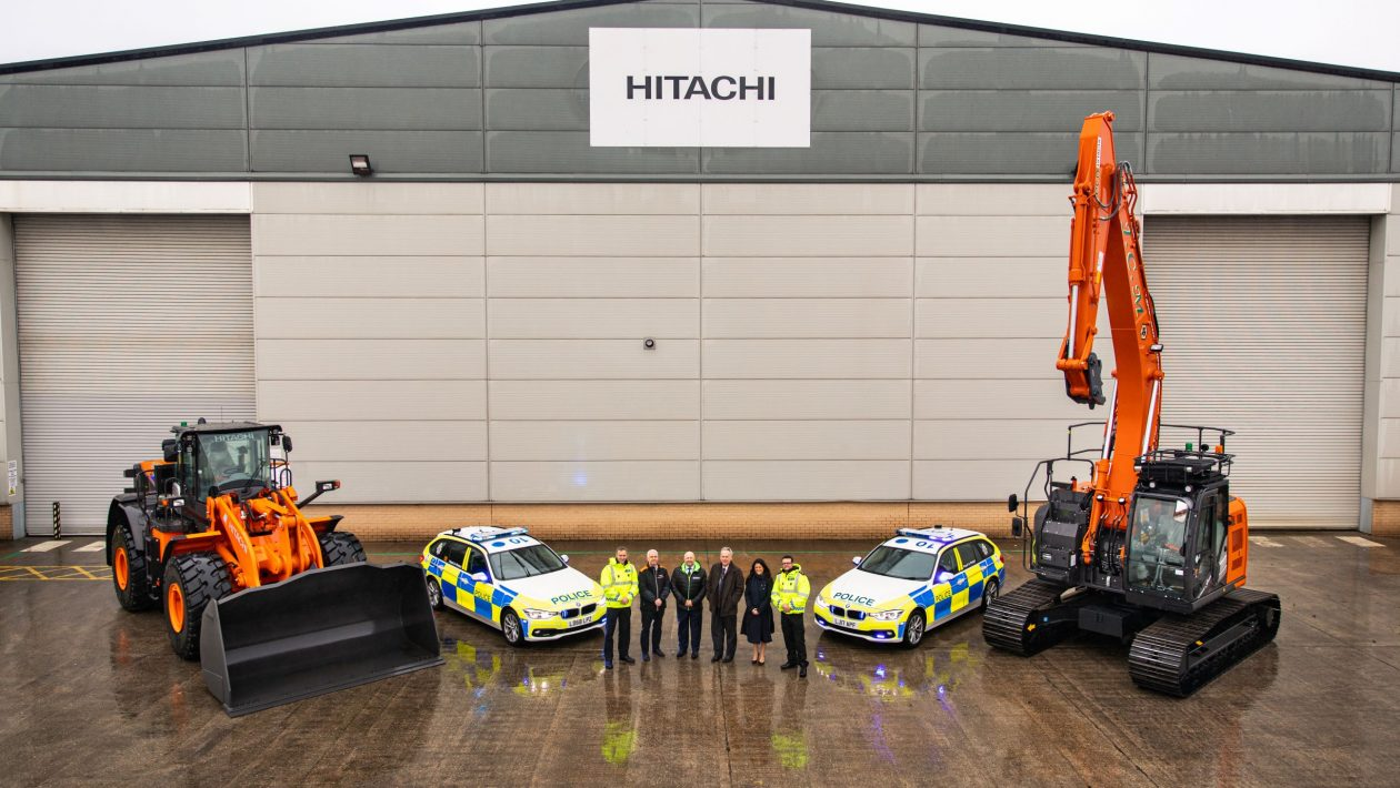 cesar security system adopted by Hitachi