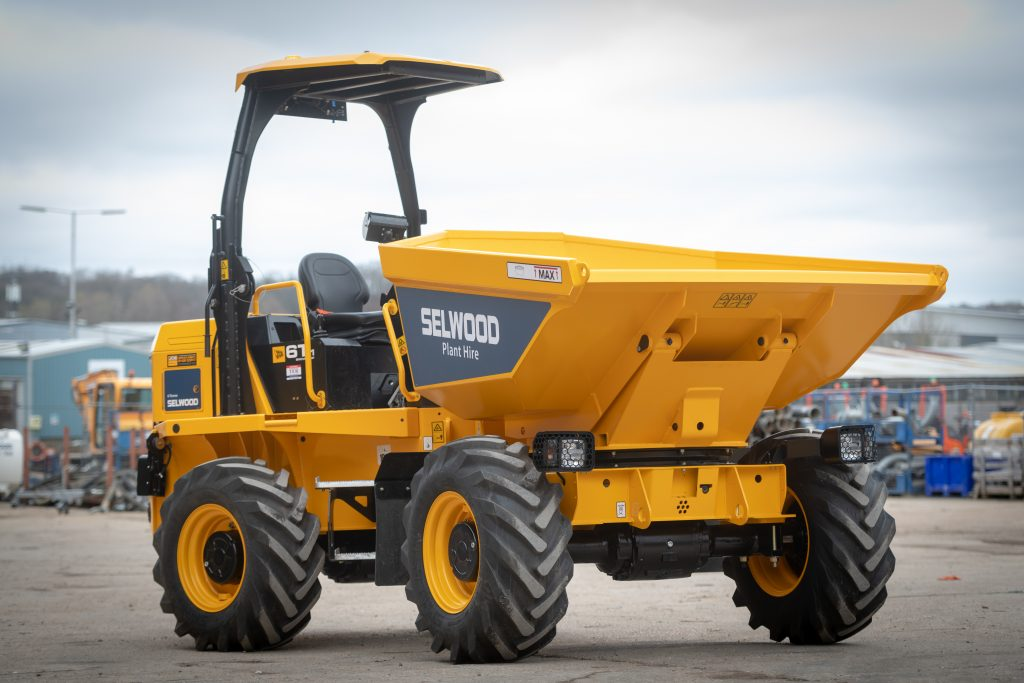 Selwood have invested over £13.5m in our fleet in the last three years