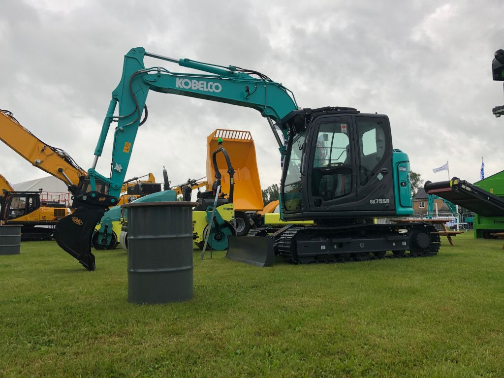 Following a successful Plantworx, Molson will be exhibiting at the Executive Hire Show