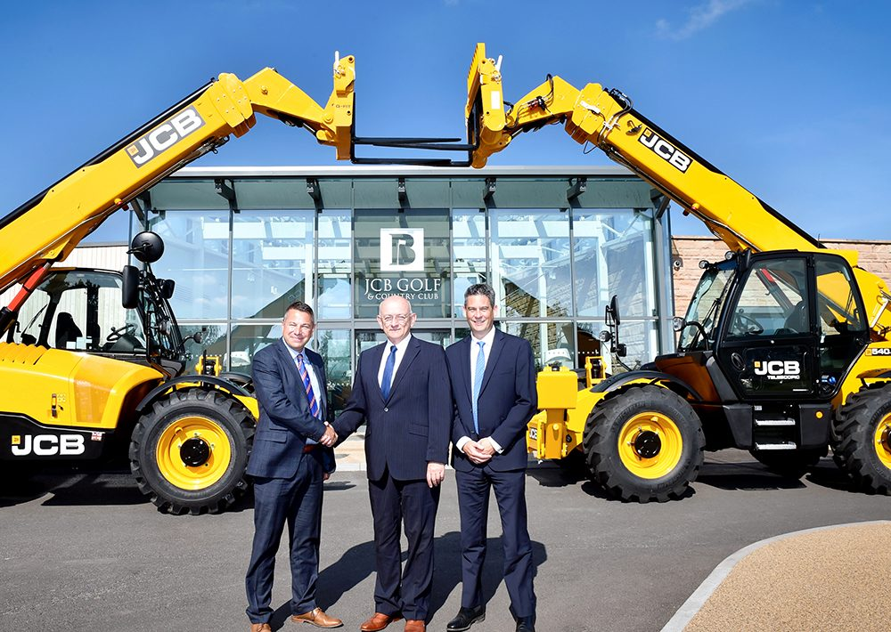 Ridgway Rentals invest in 200 JCB machines