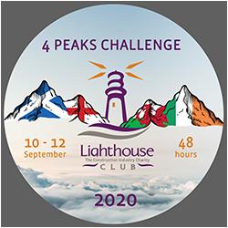 4 peaks challenge - the lighthouse club