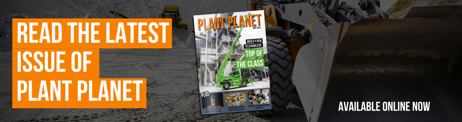 Read the Latest Issue of Plant Planet