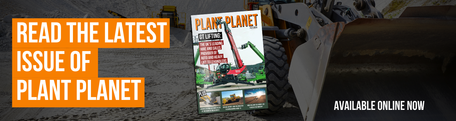 Read the July Issue of Plant Planet magazine