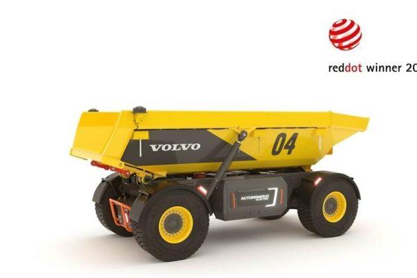 TA15 autonomous electric hauler