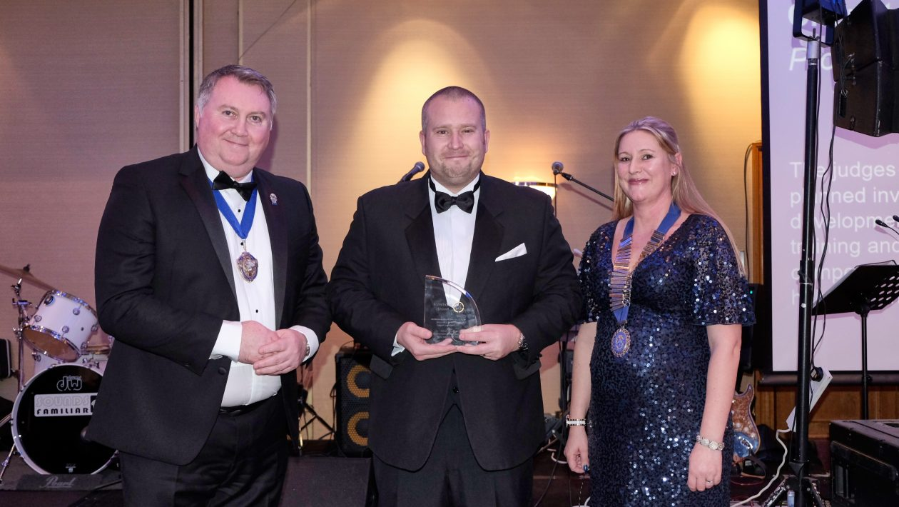 Project Fusion wins Chepstow Plant International IQ Award