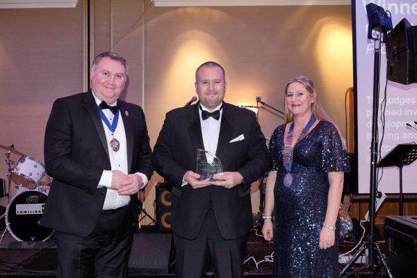 Project Fusion wins Chepstow Plant International IQ Award