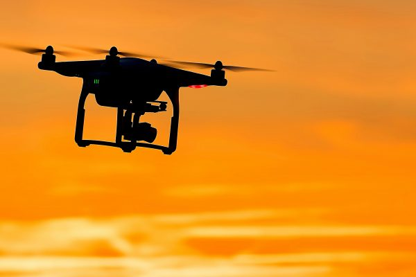 UAVs are increasingly used in Construction