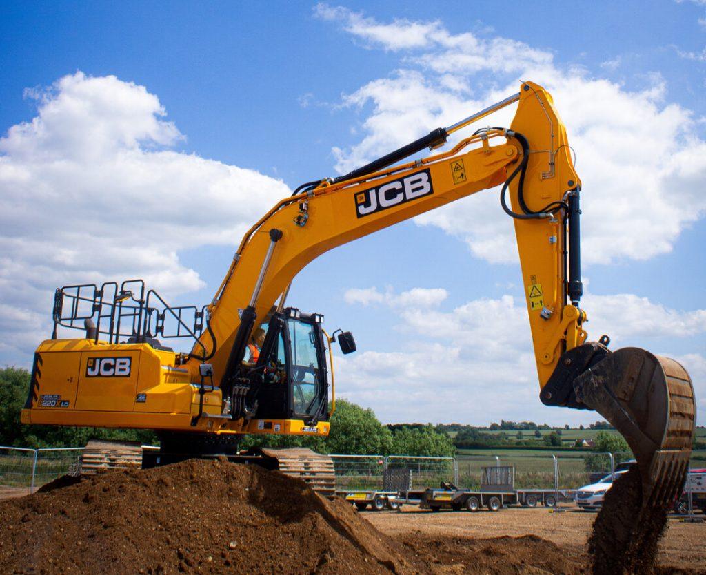 Watling JCBs 220X Excavator
