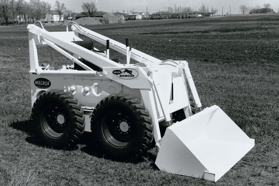 M440 Skid Steer