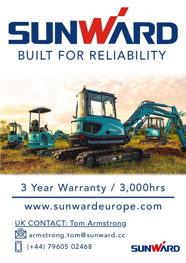 Sunward Europe: Built for Reliability