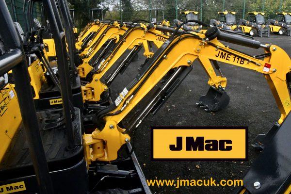 J Mac UK Excavators
