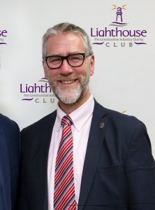 Bill Hill, The Lighthouse Construction Industry Charity