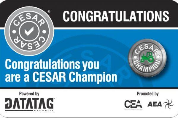 CESAR Champion