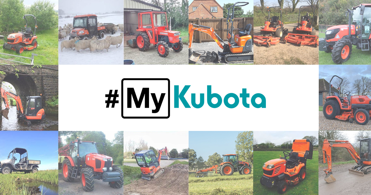 #MyKubota