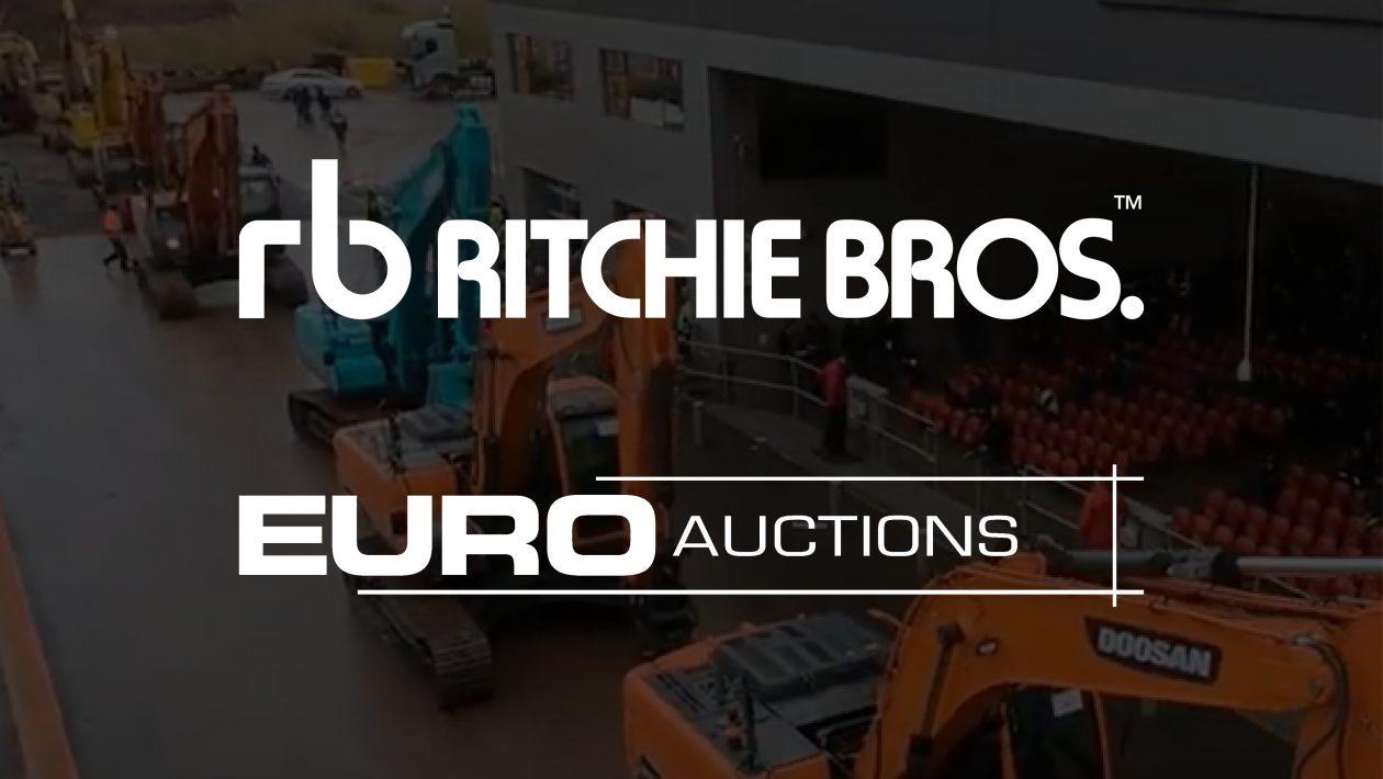 Ritchie Bros Acquires Euro Auctions
